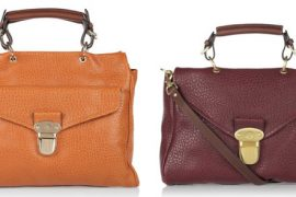 Mulberry's Polly Push bags are a preppy girl's dream