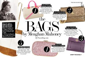 The Net-A-Porter Bloggers Issue: The Bags