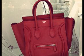 Introducing my Celine Luggage Tote