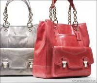 Coach Poppy Pushlock Bags (3)