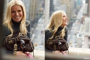Gwyneth Paltrow is the new face of Coach in Europe and Asia