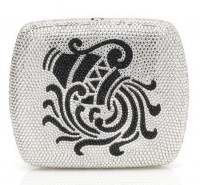 Judith Leiber Aquarius Clutch