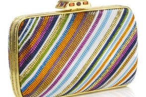 Judith Leiber Resort 2012 is as shiny as you might expect