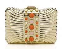Judith Leiber Seaspray Avenue Clutch