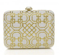 Judith Leiber Worth Avenue Clutch