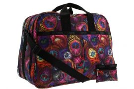 LeSportsac: For all of your disaster evacuation needs