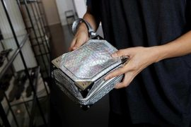 Alexander Wang debuts a new, improved Jade bag for Spring 2012