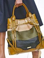 Burberry Spring 2012 Handbags (2)