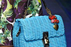 Fashion Week Handbags: Dolce & Gabbana Spring 2012