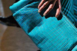 Fashion Week Handbags: Salvatore Ferragamo Spring 2012