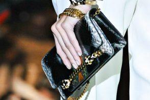 Fashion Week Handbags: Gucci Spring 2012