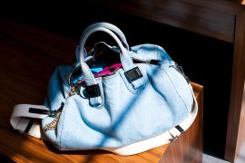 What's In Her Bag: Meredith German of Meredith Wendell