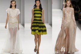 Mercedes-Benz Fashion Week New York: Spring 2012 Tadashi Shoji