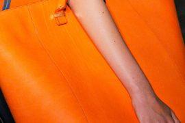 Fashion Week Handbags: Victoria Beckham Spring 2012