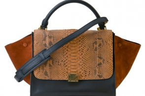 A closer look at Celine's Spring 2012 handbags