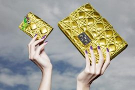 Dior collaborates with artist Anselm Reyle for limited edition accessories