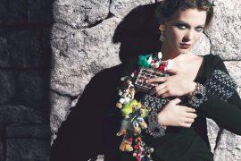 Prada's Resort 2012 ads have handbags galore