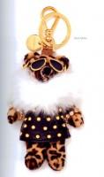 Prada Bear Trick Keychains (6)