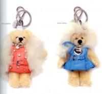 Prada Bear Trick Keychains (8)