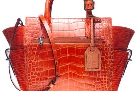 Reed Krakoff goes exotic, neon for Spring 2012