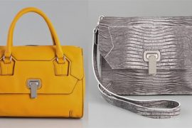 Botkier's Carlyle Bags are pleasantly modern