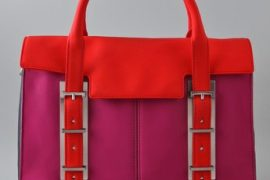 Botkier's Eden Satchel is now available at ShopBop!