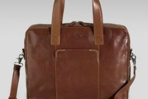Man Bag Monday: Cole Haan Merced Briefcase