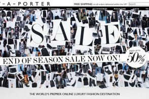 The Net-a-Porter End of Season Sale starts NOW!