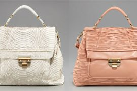 Nina Ricci swings for the fences with the Liane Satchel