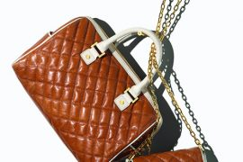 PurseBlog's Holiday Pick: Tory Burch Quilted Cut-Out Mini Bag