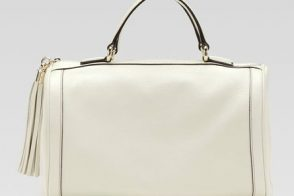 Gucci gets winter white exactly right