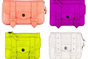 Proenza Schouler's new small leather goods should be on your gift list!