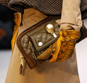 Burberry Prorsum Fall 2012 Handbags (15)