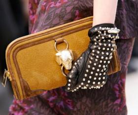 Burberry Prorsum Fall 2012 Handbags (26)