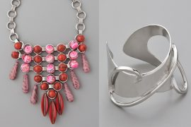 Want it Wednesday: DANNIJO Necklace and Cuff