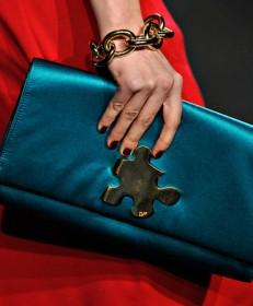 Diane von Furstenberg Fall 2012 Handbags (32)