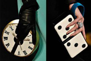 Fashion Week Handbags: Diane von Furstenberg Fall 2012