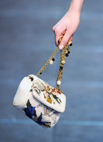 Dolce & Gabbana Fall 2012 Handbags (3)