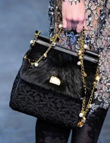 Dolce & Gabbana Fall 2012 Handbags (37)
