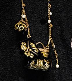 Dolce & Gabbana Fall 2012 Handbags (4)