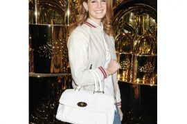 Mulberry goes all in on Lana Del Rey with the Del Rey Bag