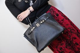 NYFW Handbag: Day 1