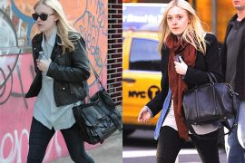 Dakota Fanning Style: Proenza Schouler vs. Louis Vuitton