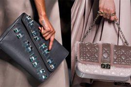 Fashion Week Handbags: Dior Fall 2012
