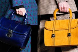 Fashion Week Handbags: Miu Miu Fall 2012