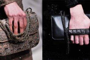 Fashion Week Handbags: Valentino Fall 2012