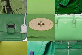 9 Things: St. Patrick's Day Handbags