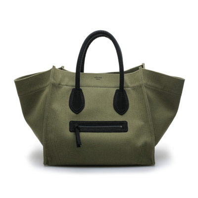 celine handbags shop online - How much would you pay for a Celine Canvas Phantom Luggage Tote ...