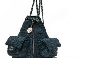 Would you carry a designer backpack? Chanel Edition