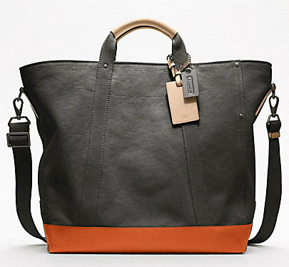Ladies, if you're not shopping the Coach men's collection, you're ...